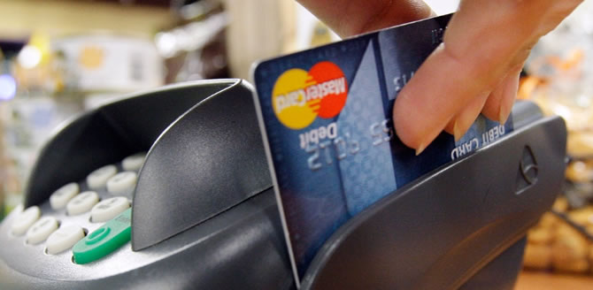 Credit card big Myths