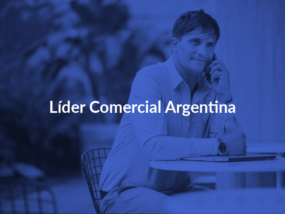 Lider comercial argentina