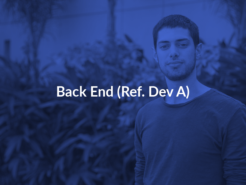 Dev Back End