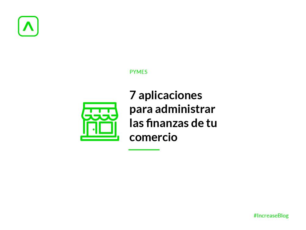 siete aplicaciones negocio